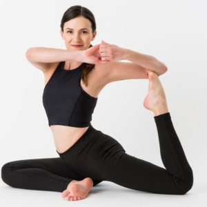 My New Yoga Gal